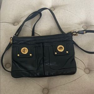 Marc Jacobs cross-body leather purse